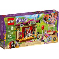 LEGO Friends 41334 Andrea's Park Performance