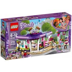 LEGO Friends 41336 Emma's Art Cafe