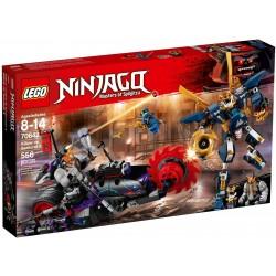 LEGO Ninjago 70642 Killow vs. Samurai X