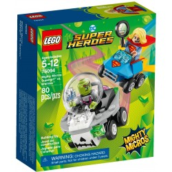 Lego DC Super Heroes 76094 Mighty Micros: Supergirl vs. Brainiac