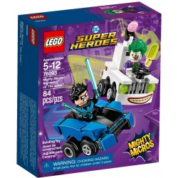 LEGO DC Super Heroes 76093 Mighty Micros: Nightwing vs. The Joker