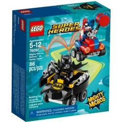 LEGO DC Super Heroes 76092 Mighty Micros: Batman vs. Harley Quinn