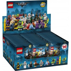 Lego Collectible Minifigures 71020 The Batman Movie Series 2 Complete Set of 20