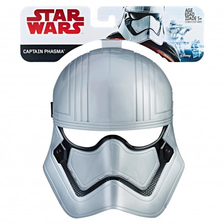 Star Wars : The Last Jedi Captain Phasma Mask