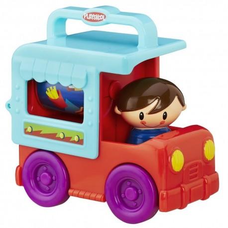 Playskool Fold 'N Roll Trucks Food Truck