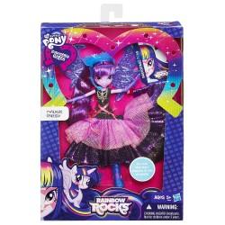 My Little Pony Equestria Girls Rainbow Rocks Twilight Sparkle Doll