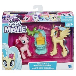 My Little Pony The Movie Pinkie Pie & Princess Skystar Party Friends Set