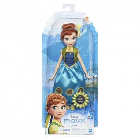 Disney Frozen Classic Frozen Fever Fashion Anna