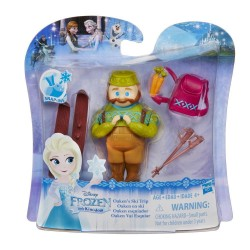 Disney Frozen Little Kingdom Oaken's Ski Trip