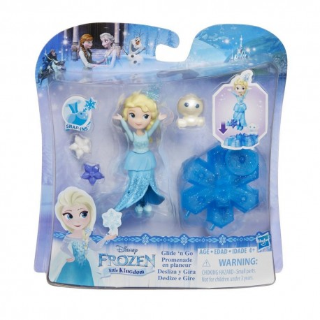 Disney Frozen Little Kingdom Glide 'n Go Elsa