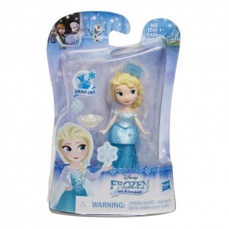 Disney Frozen Little Kingdom Elsa With Shimmers
