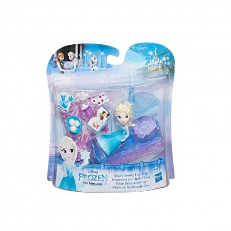 Disney Frozen Little Kingdom Snowy Day Trip