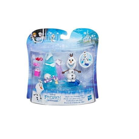 Disney Frozen Little Kingdom Ice Fishing Fun