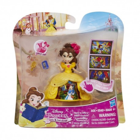 Disney Princess Little Kingdom Spin-a-Story Belle