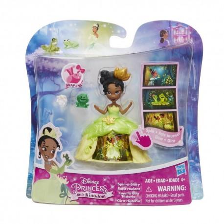 Disney Princess Little Kingdom Spin-a-Story Tiana