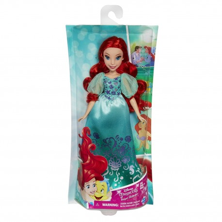 Disney Princess Royal Shimmer Ariel Doll 1.0