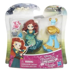 Disney Princess Little Kingdom Fashion Change Merida