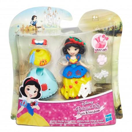 Disney Princess Little Kingdom Fashion Change Snow White