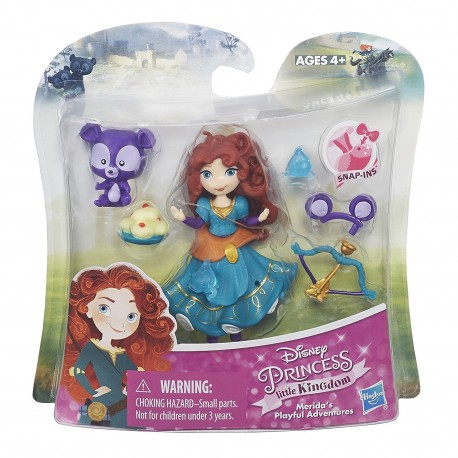 Disney Princess Little Kingdom Merida's Playful Adventures