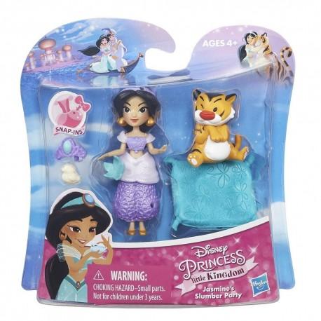 Disney Princess Little Kingdom Jasmine's Slumber Party
