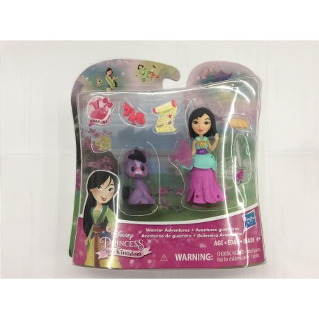 Disney Princess Little Kingdom Warrior Adventures