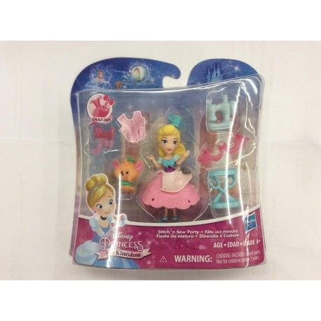 Disney Princess Little Kingdom Stitch'n Sew Party
