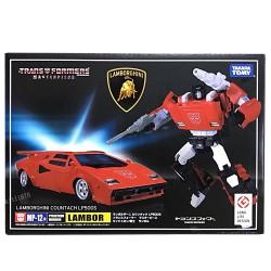 Takara Tomy Transformers Masterpiece Lamborghini Countach LP500S (Lambor)