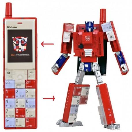 Takara Tomy Transformers Infobar Optimus Prime (Nishikigoi)