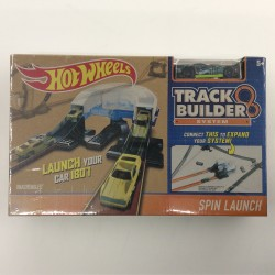 Hot Wheels Track Builder - Spin Launch