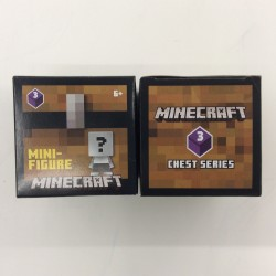 Minecraft Mini-Figure Chest Series 3