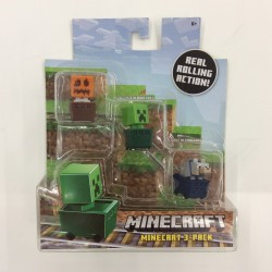 Minecraft Mini-Figure 3-Pack-3