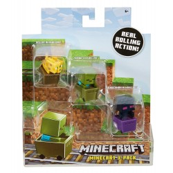Minecraft Mini-Figure 3-Pack-4