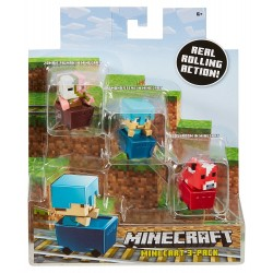 Minecraft Mini-Figure 3-Pack-1
