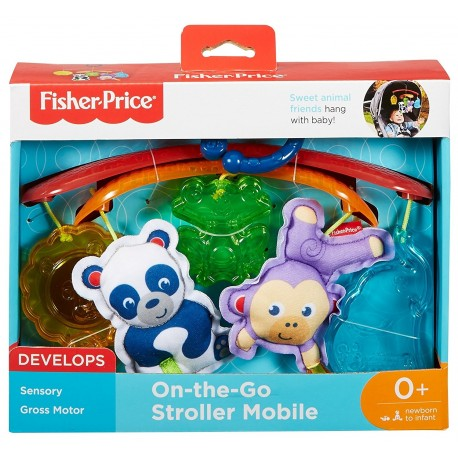 Fisher Price On-the-Go Stroller Mobile (0+ Months)