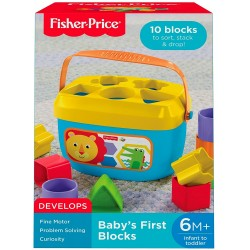 Fisher-Price Baby's First Blocks (6+ Months)