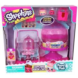 Shopkins S4 Cupcake Queen Cafe