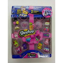 Shopkins S7 Join The Party 12 Pack Asst
