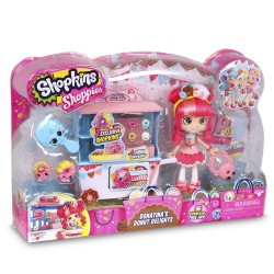 Shopkins Shoppies S4 Donatina's Donut Delights