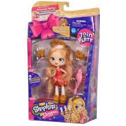 Shopkins Shoppies S4 Princess Party Doll - Tiara Sparkles