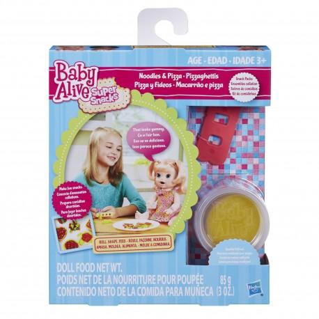 Baby Alive Super Snacks Noodles & Pizza Snack Pack