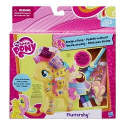 My Little Pony Design-a-Pony Kit - Fluttershy