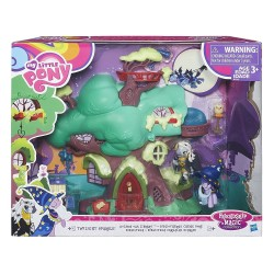 My Little Pony Friendship is Magic Collection Golden Oak Library Set