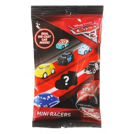Disney Pixar Cars 3 Mini Racers Blind Pack