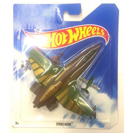 Hot Wheels Skybuster Strike Hawk