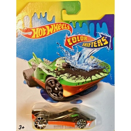 Hot Wheels Color Shifters Super Stinger Vehicle
