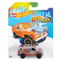 Hot Wheels Color Shifters Baja Breaker Vehicle