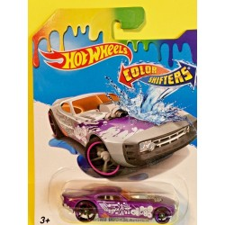 Hot Wheels Color Shifters Nitro Doorslammer Vehicle - Purple