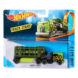 Hot Wheels Track Stars Caged Cargo