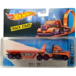 Hot Wheels Track Stars Hitch and Haul