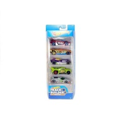 Hot Wheels Track Builders System 5 Pack